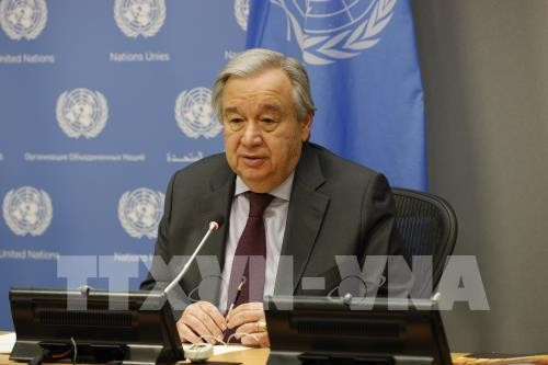 UN-Generalsekretär ruft zur Verhinderung der globalen Rezession auf - ảnh 1
