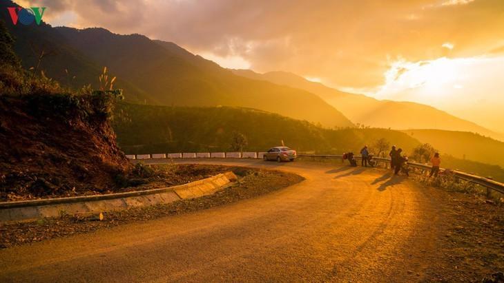 A Pa Chai - Westlichster Punkt des Landes  - ảnh 3