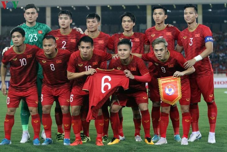 Die vietnamesische Fußballnationalmannschaft kehrt im September zum Training zurück - ảnh 1
