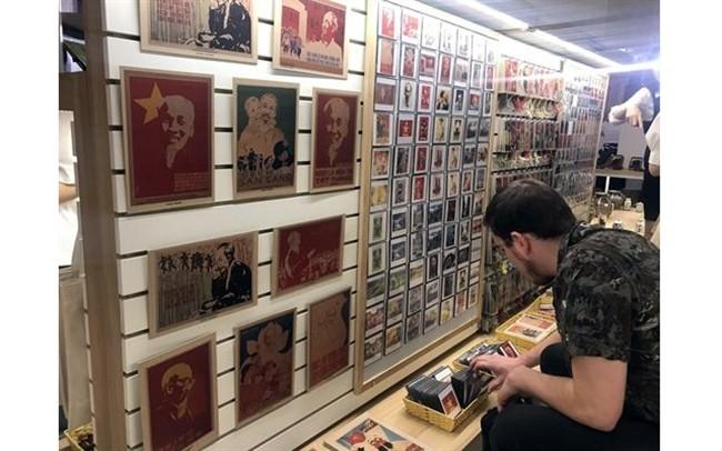 Souvenir-Raum über Präsident Ho Chi Minh errichtet - ảnh 1