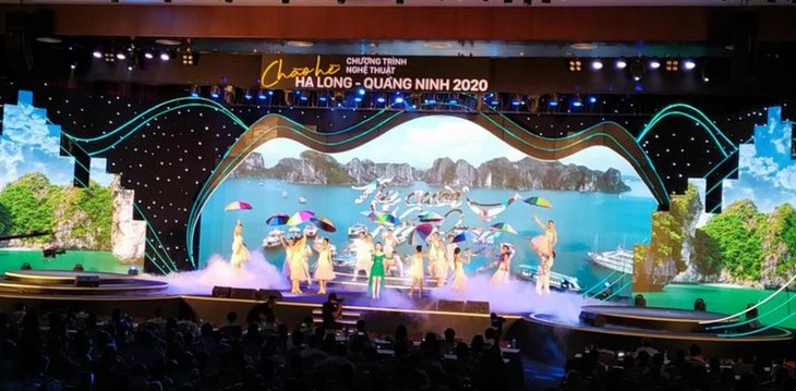 "Kunstprogramm ""Hallo Sommer Ha Long – Quang Ninh 2020"" - ảnh 1"