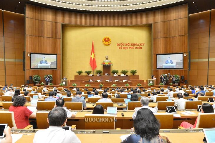 Parlamentspräsidentin Nguyen Thi Kim Ngan zur Vorsitzenden der nationalen Wahlkommission ausgewählt - ảnh 1