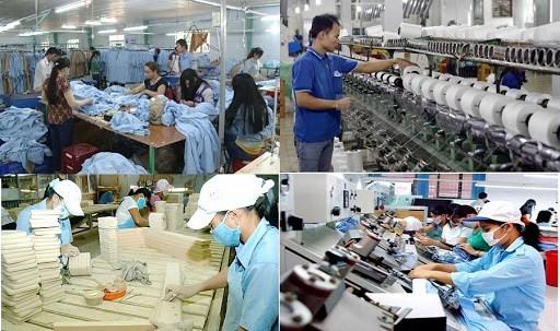Unternehmen passen sich an, um sich in der Phase nach der Covid-19-Epidemie zu entwickeln - ảnh 1