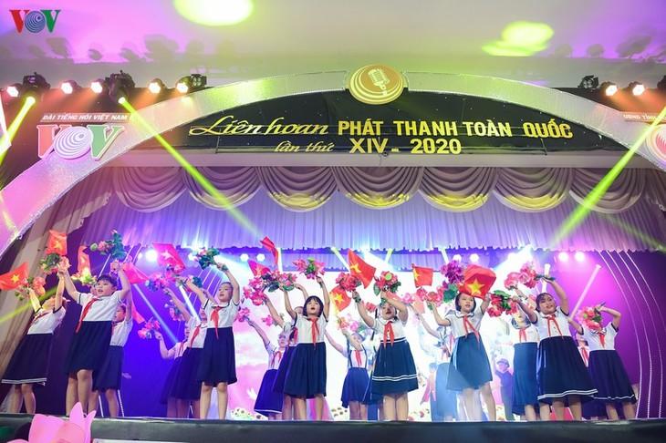 Eröffnung des 14. nationalen Radiofestivals  - ảnh 1