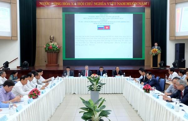 Vietnam ist zuverlässiger Partner und vielversprechender Freund Russlands - ảnh 1