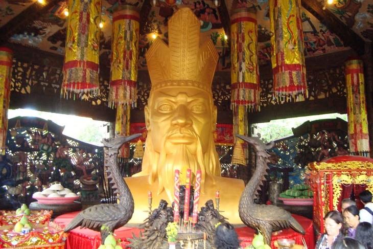 Religion zur Ehrung der Hung-Könige – immaterielles Kulturerbe der Vietnamesen - ảnh 1