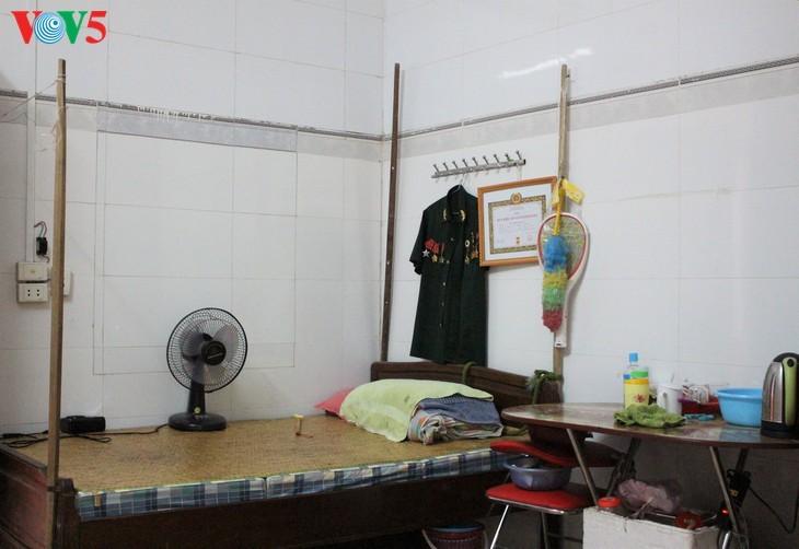 Pflegezentrum für Kriegsinvaliden Duy Tien – Ort zur Minderung des Kriegsleides - ảnh 8