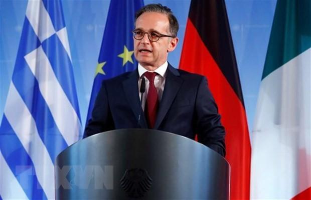 Deutschland lehnt Wiederaufnahme von Russland in G7-Staatengruppe ab - ảnh 1