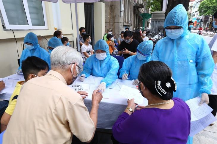 Weitere Covid-19-Infizierte in Vietnam - ảnh 1