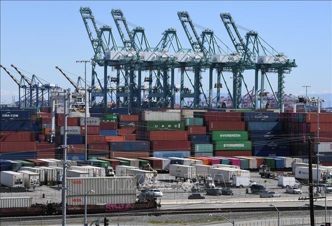 USA verzichten auf Verschärfung ihrer Strafzölle auf EU-Waren im Wert von 7,5 Milliarden US-Dollar - ảnh 1