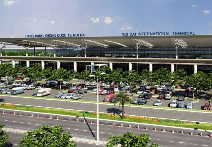 Bis 2050 kann internationaler Flughafen Noi Bai jährlich 100 Millionen Gäste empfangen - ảnh 1