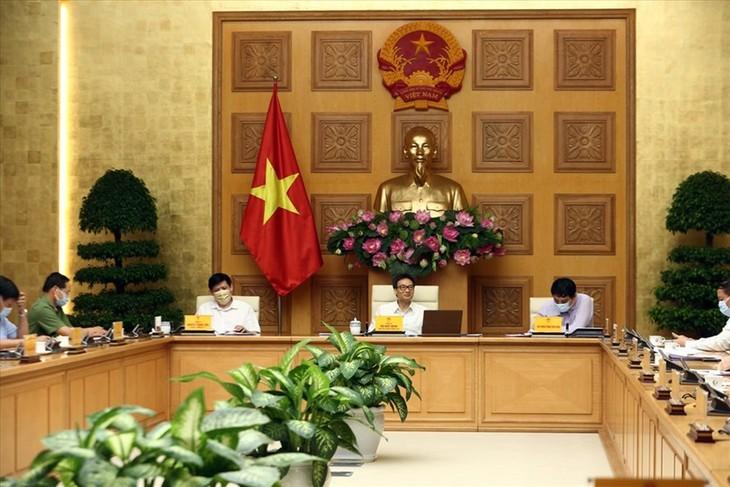 Covid-19-Lage in Da Nang und Quang Nam ist unter Kontrolle - ảnh 1
