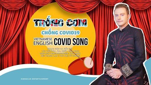 Die traditionelle Musik kommt zusammen im Kampf gegen Covid-19 - ảnh 1