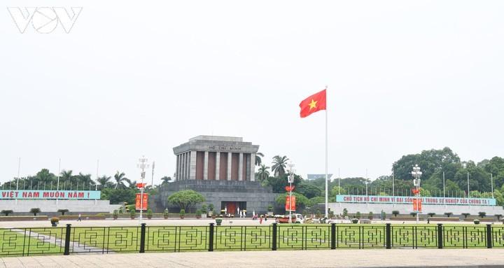 Weitere Glückwunschtelegramme von Spitzenpolitikern zum 75. Nationalfeiertag Vietnams - ảnh 1