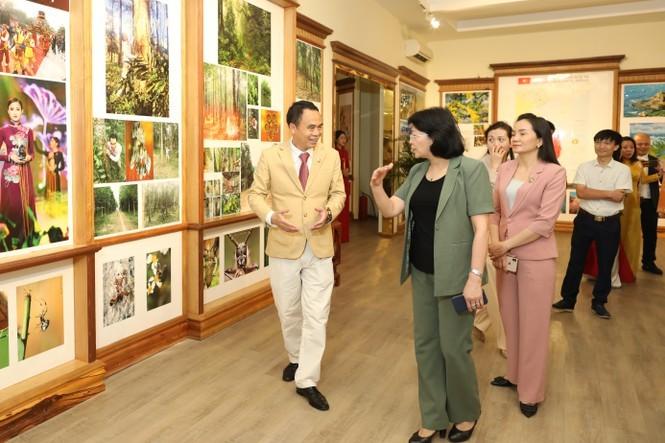 Vizestaatspräsidentin Dang Thi Ngoc Thinh besucht Provinz Khanh Hoa  - ảnh 1