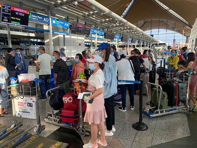 Vietnamesische Bürger in Malaysia nach Vietnam gebracht - ảnh 1