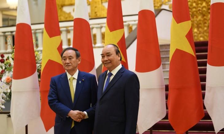 Japan legt großen Wert auf Beziehungen mit Vietnam - ảnh 1