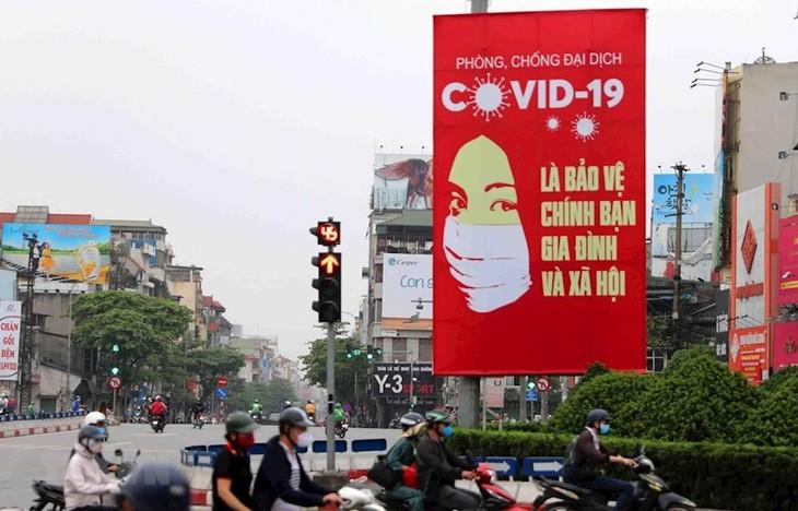 Vietnam meldet am Montag sieben Covid-19-Neuinfektionen - ảnh 1