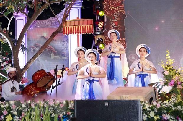 Eröffnung des nationalen Festival der Van- und Chau Van-Gesänge - ảnh 1