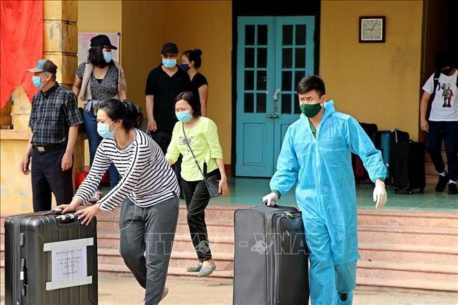 Vietnam meldet weitere fünf Covid-19-Neuinfektionen - ảnh 1