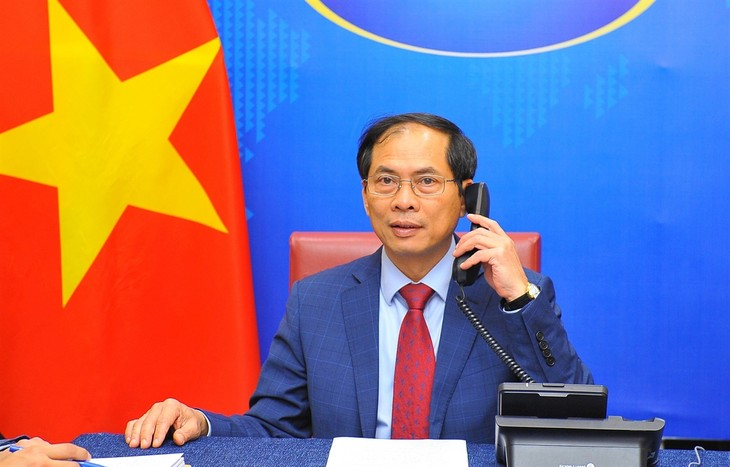Vietnam und Südkorea verstärken diplomatische Zusammenarbeit - ảnh 1