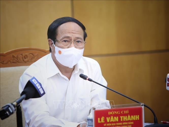 Bac Giang: Erholung der Produktion parallel zur Covid-19-Bekämpfung - ảnh 1