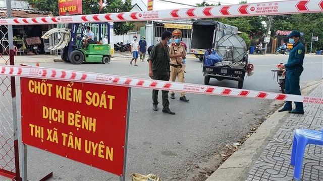 Weitere 1.102 Covid-19-Neuinfektionen in Vietnam am Montag - ảnh 1