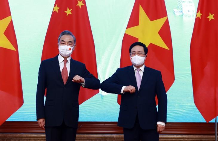 Vietnam und China verstärken Zusammenarbeit in zahlreichen Bereichen - ảnh 1
