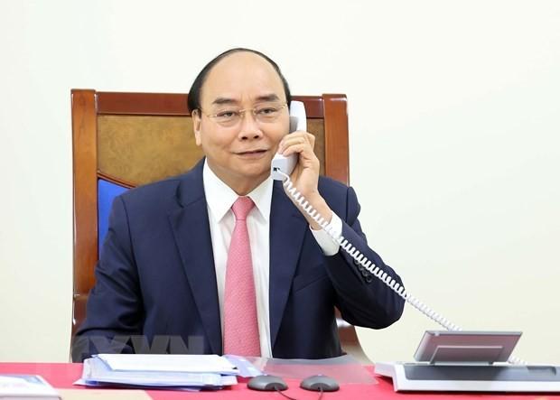 Verstärkung der umfassenden strategischen Partnerschaft zwischen Vietnam und Russland - ảnh 1