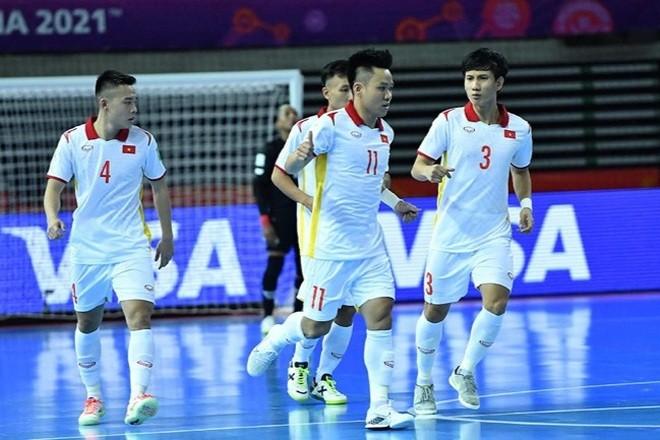 AFC und Panamas Medienanstalten würdigen Sieg der vietnamesischen Futsal-Nationalmannschaft - ảnh 1