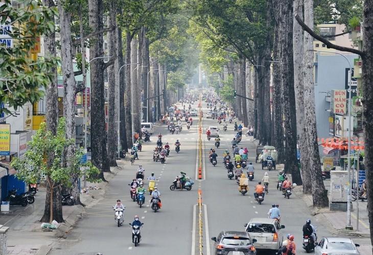 Vietnam öffnet schrittweise die Wirtschaft  - ảnh 1