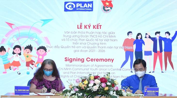 Plan International Vietnam setzt Aktivitäten zur Förderung der Rechte von Kindern und Jugendlichen fort - ảnh 1