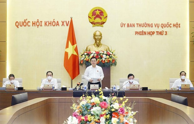 4. Sitzung des Ständigen Parlamentsausschusses findet von 11. bis 14. Oktober statt - ảnh 1