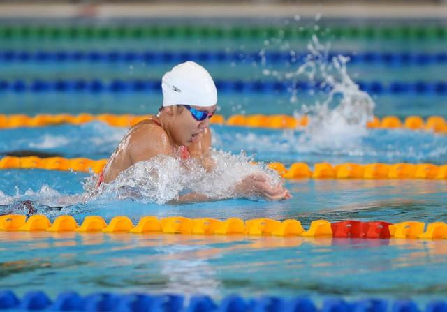 Schwimmerin Anh Vien denkt an Karriereende - ảnh 1