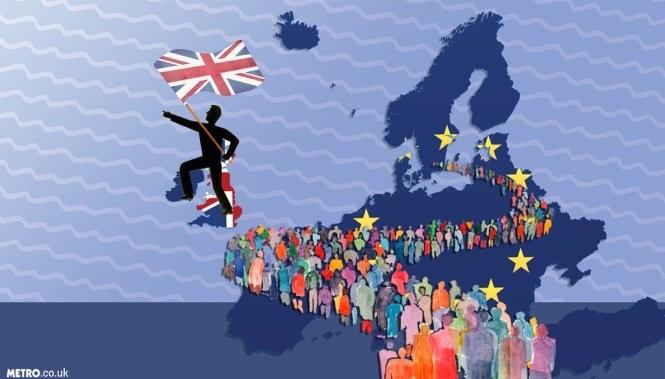 各国领导人就英国退欧表态 - ảnh 1