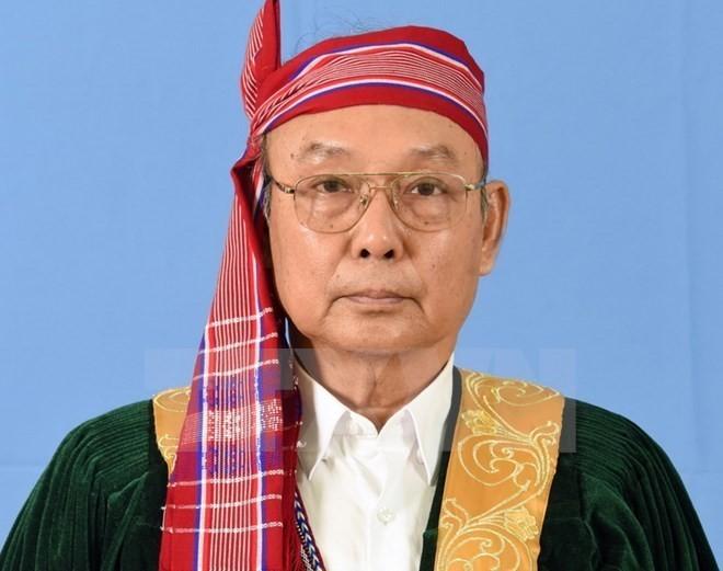 缅甸联邦议会议长兼民族院议长曼温凯丹开始对越南进行正式访问 - ảnh 1