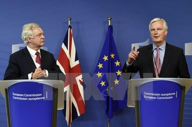 欧盟提出与英国谈判的条件 - ảnh 1