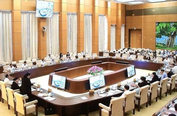 14届国会常务委员会14次会议:为人员和货物过境创造便利条件 - ảnh 1