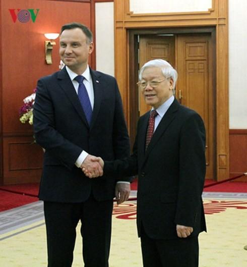 进一步加强越南与波兰的关系 - ảnh 1