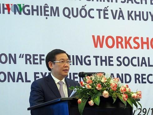 必须改革越南社会保险政策 - ảnh 1