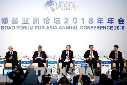 亚洲经济增长率有望居世界首位 - ảnh 1