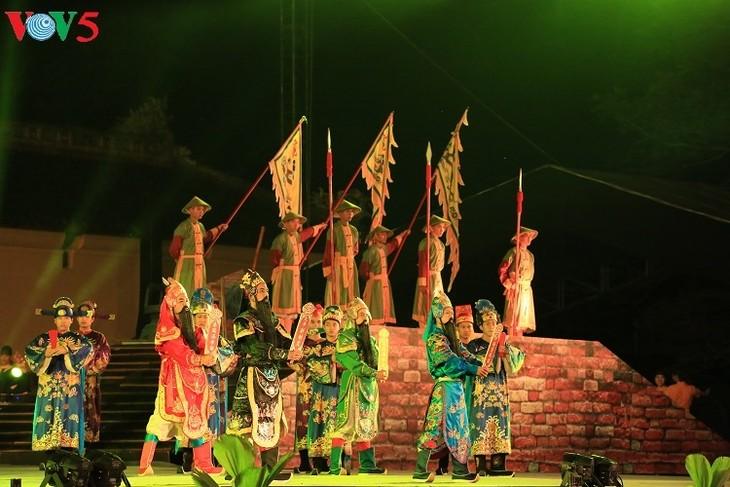 顺化文化通过2018年顺化艺术节得到升华 - ảnh 2