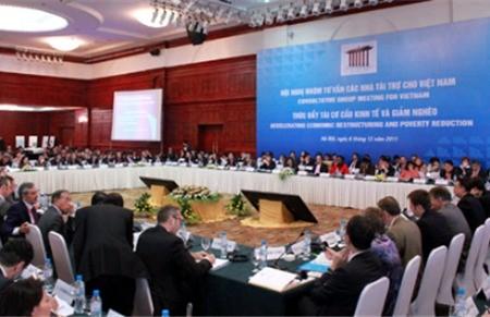 Entwicklungshilfe: Impuls für die vietnamesische Wirtschaft 2012 - ảnh 1