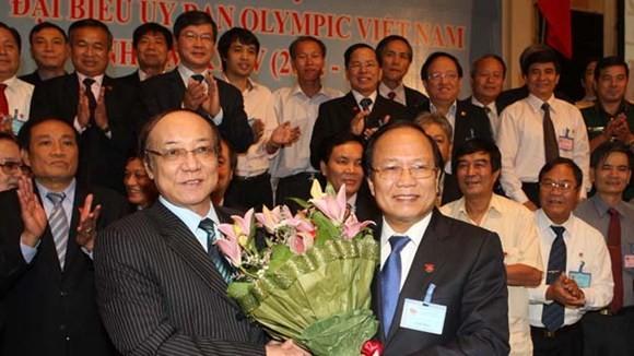 Vollversammlung des vietnamesischen Olympischen Komitees - ảnh 1