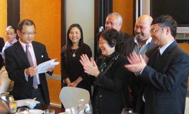 Vietnamesen in Australien unterstützen Schüler auf den Spratly-Inseln - ảnh 1