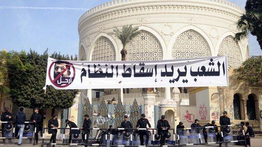 Ägyptens Armee darf Zivilisten festnehmen - ảnh 1