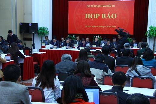 2013 will Vietnam bis 14 Milliarden US-Dollar Auslandsdirektinvestition anlocken - ảnh 1