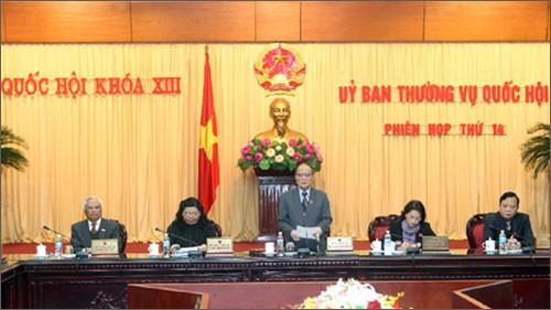 Ständiger Parlamentsausschuss: Kontrolle über Aufenthalt soll gestärkt werden - ảnh 1