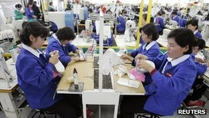 Nordkorea zieht alle Arbeiter aus der Industriezone Kaesong ab - ảnh 1