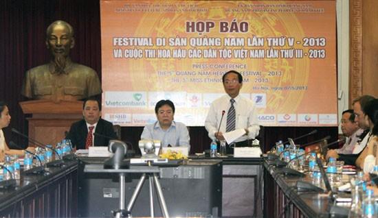 Erbe-Festival in Quang Nam findet bald statt - ảnh 1